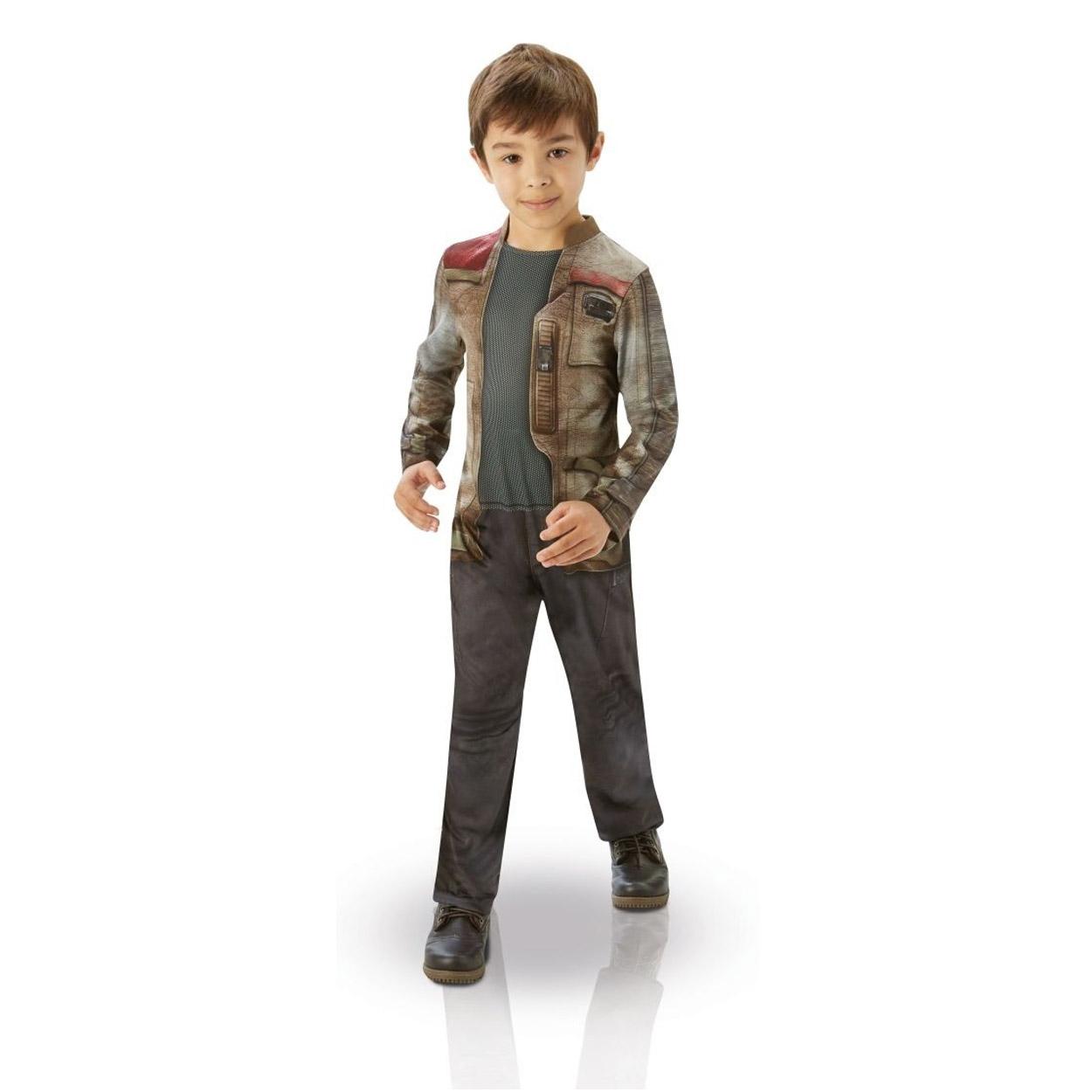 Déguisement Star Wars : Classique Finn : 5/6 ans