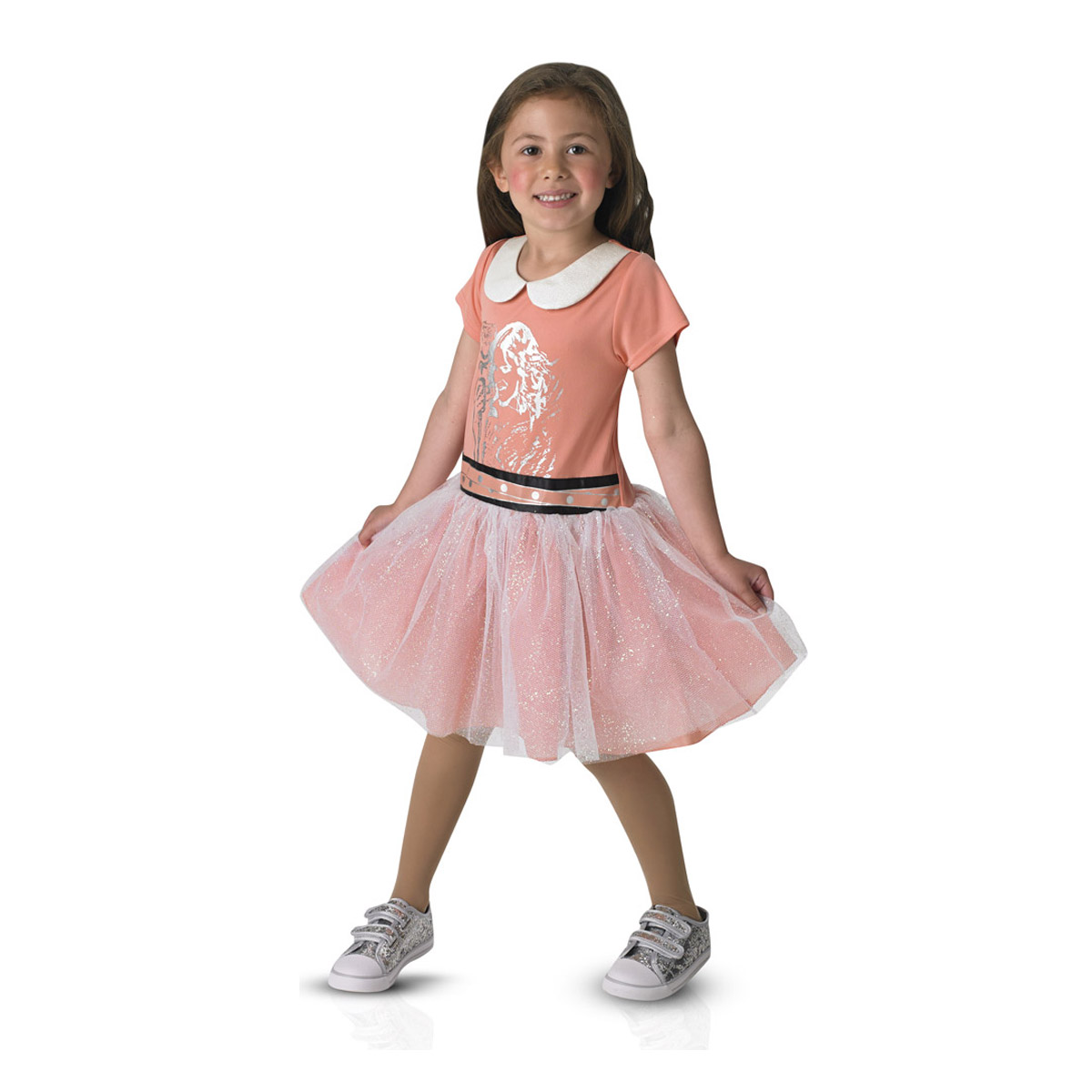 Déguisement Enfant Classique Violetta : Disney 5/6 ans
