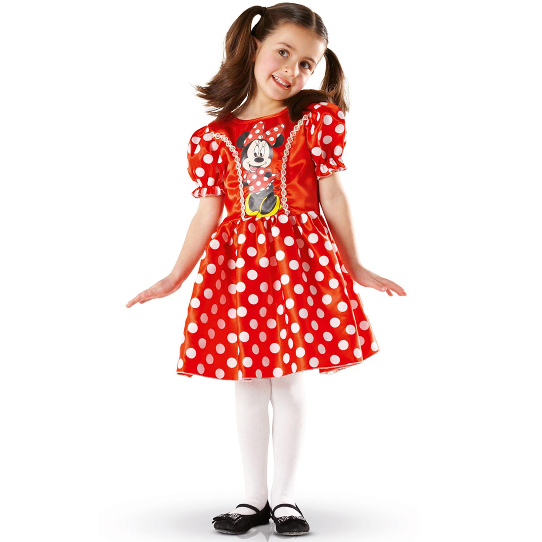 Déguisement Disney : Minnie : 5/6 ans
