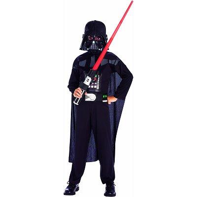 Déguisement Star Wars : Dark Vador (sans sabre) : 8/10 ans
