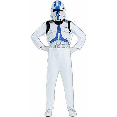 Déguisement Star Wars : Clone Trooper : 8/10 ans