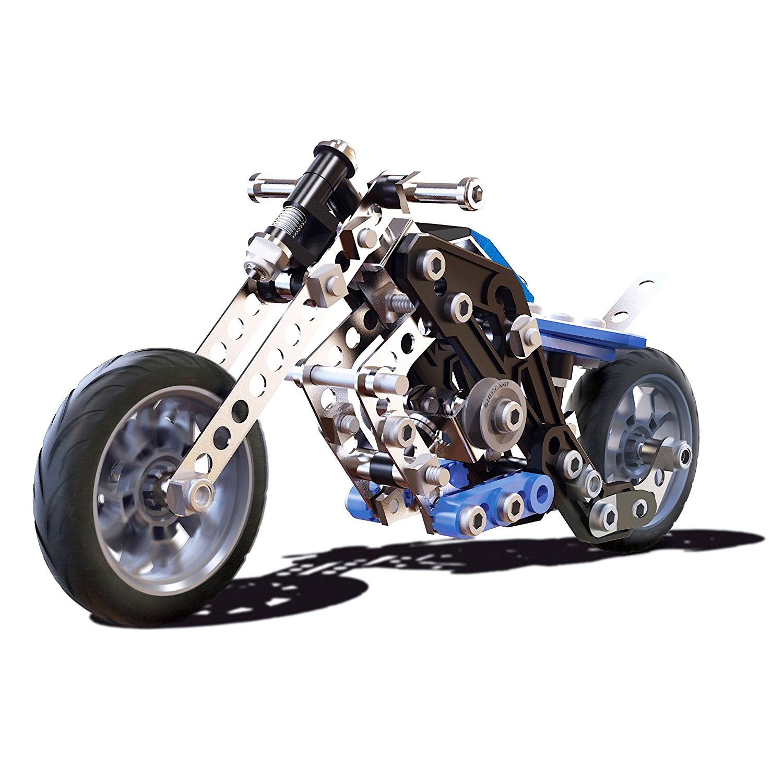 Meccano : Moto 5 en1