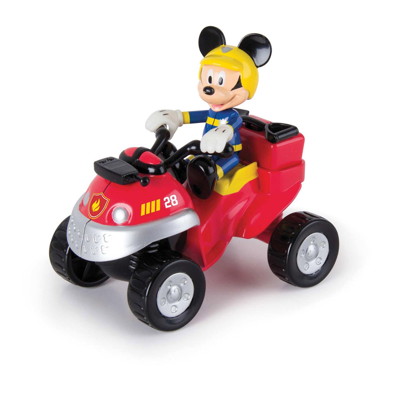 Quad pompiers de Mickey