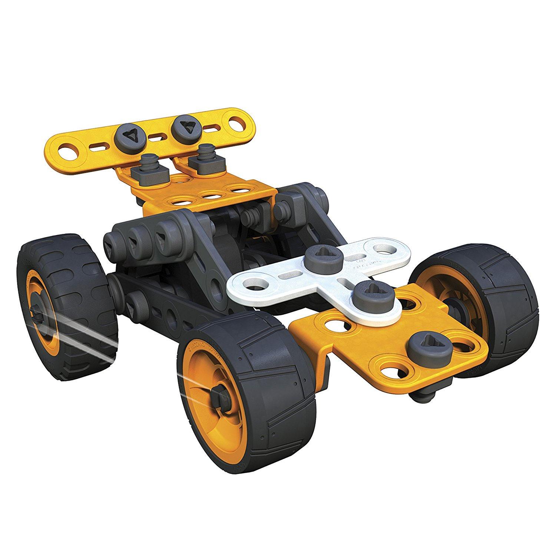 Meccano Junior : voiture de course à rétrofriction