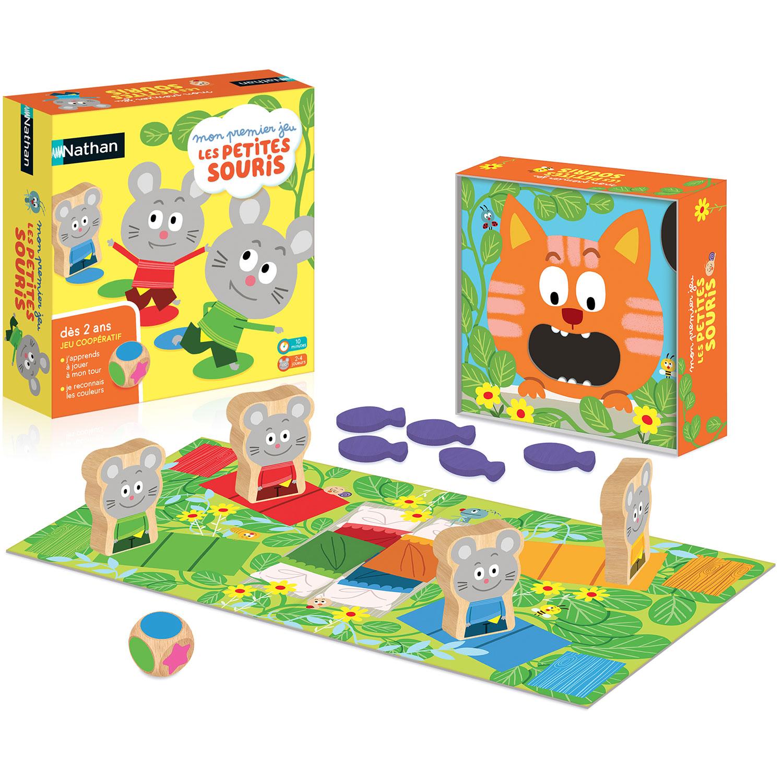 Mon premier jeu : Les Petites Souris