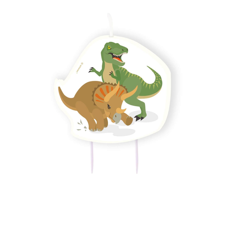 Bougies Anniversaire Happy Dinosaur