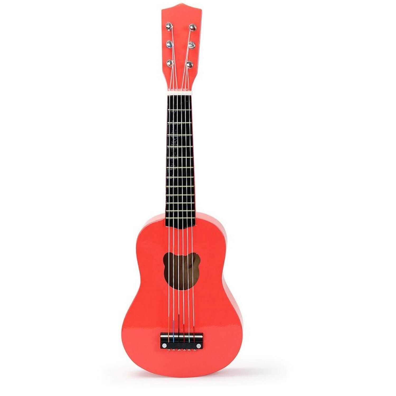 Guitare crazy orange