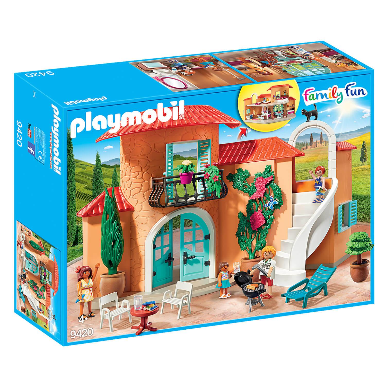 Playmobil 9420 Family Fun : Villa de vacances