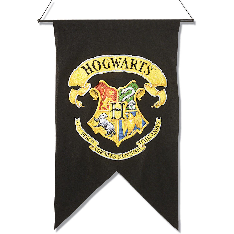 Étendard Poudlard (Hogwarts) - Harry Potter