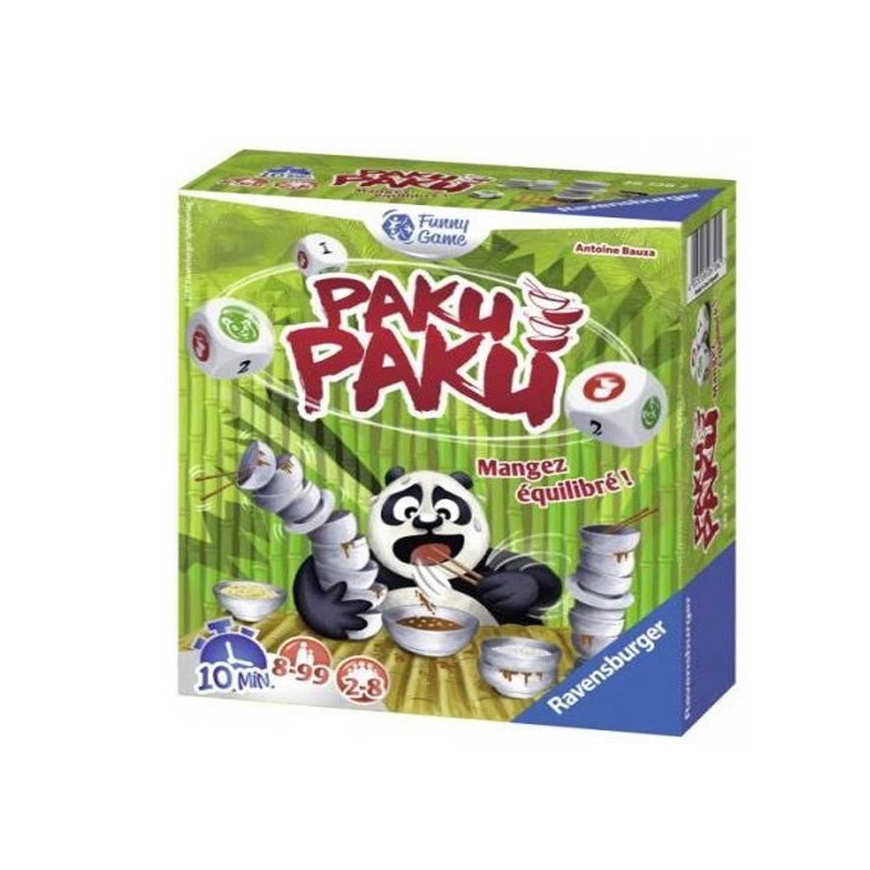 Paku Paku - Mangez équilibré !