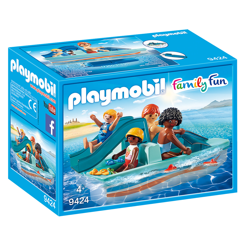 Playmobil 9424 Family Fun : Pédalo