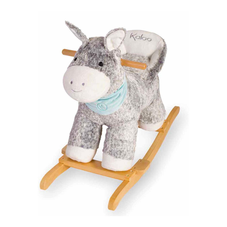 Jouet à bascule : L'âne Régliss