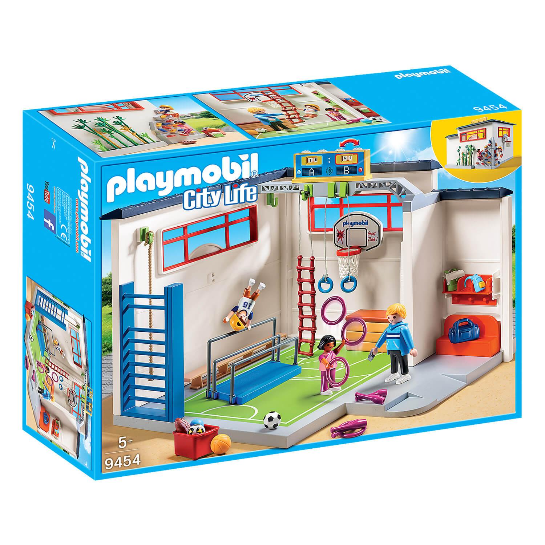 Playmobil 9454 City Life : Salle de sports
