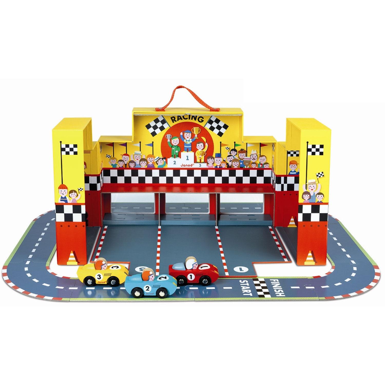 De Grand VoituresMallette Story Circuit Prix kTOXZiPu