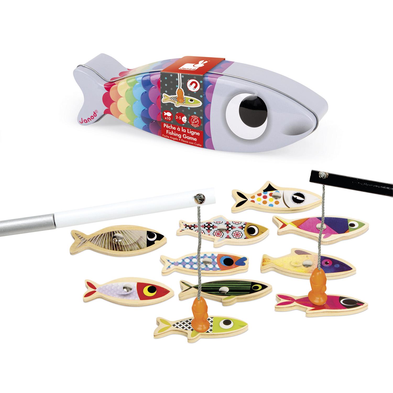 Jeu de Pêche à la ligne sardine
