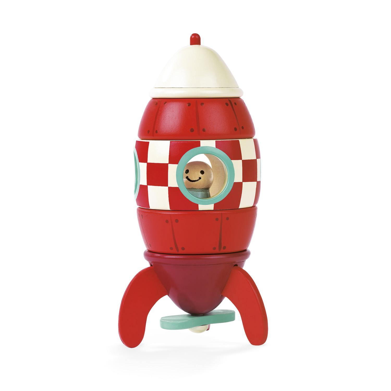 Magnet kit Fusée : Petit modèle