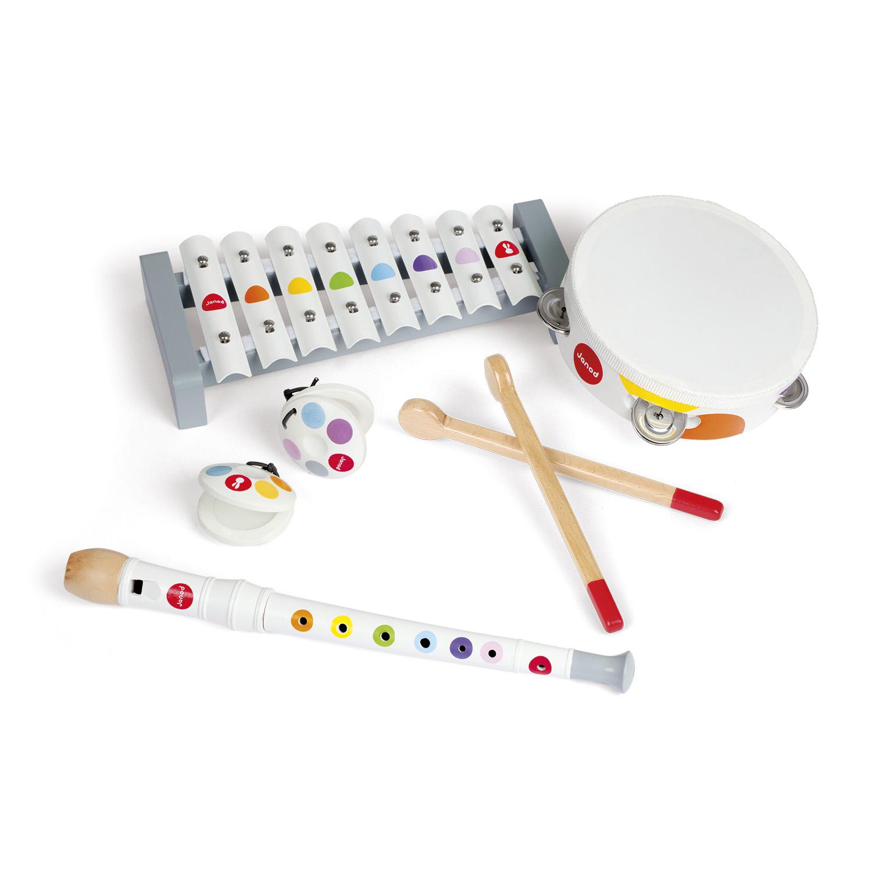 Set musical - Confetti