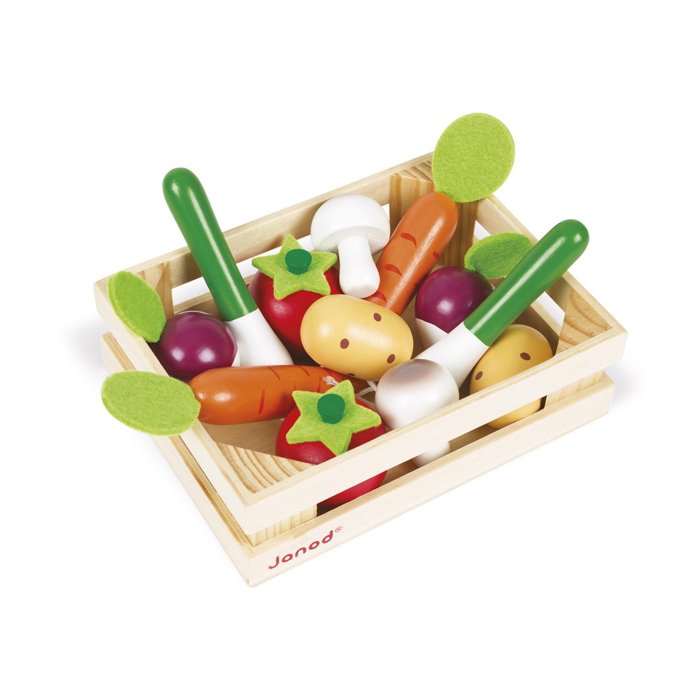Epicerie Cagette de 12 légumes
