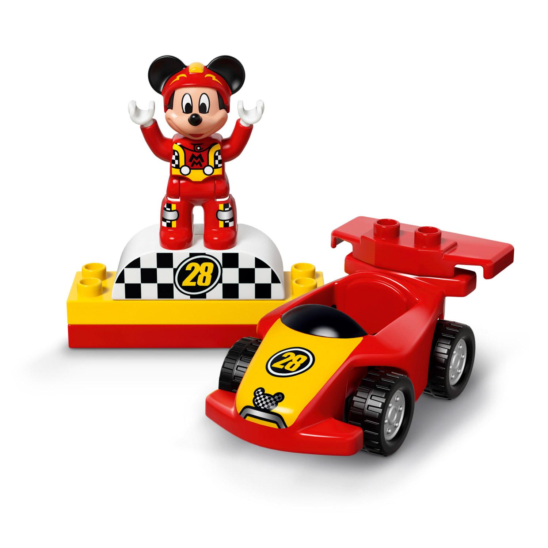 De Course La 10843 Voiture Lego® Mickey Duplo®Disney Junior MGLVSzjpqU