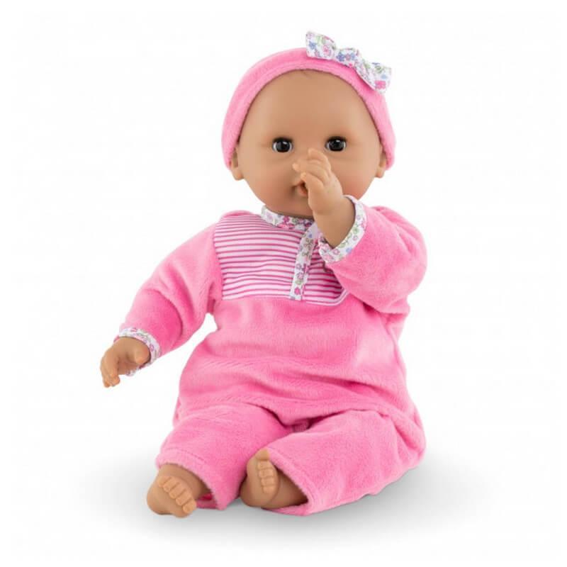 Poupon mon premier poupon Corolle : Bébé câlin Maria Fleurs De Corolle