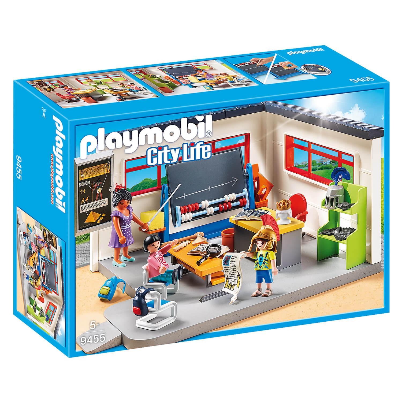 Playmobil 9455 City Life : Classe d'histoire