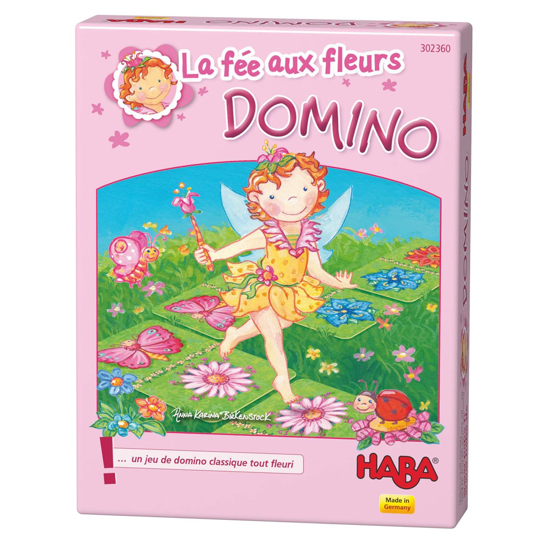 La fée aux fleurs : Domino