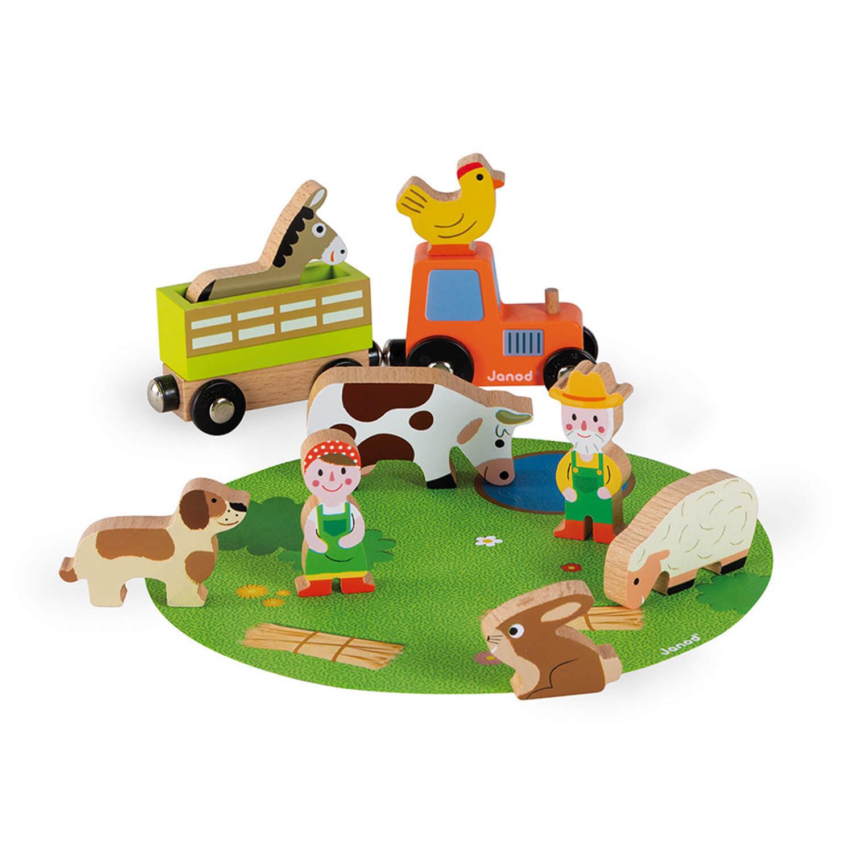 Set de figurines Story : Ferme