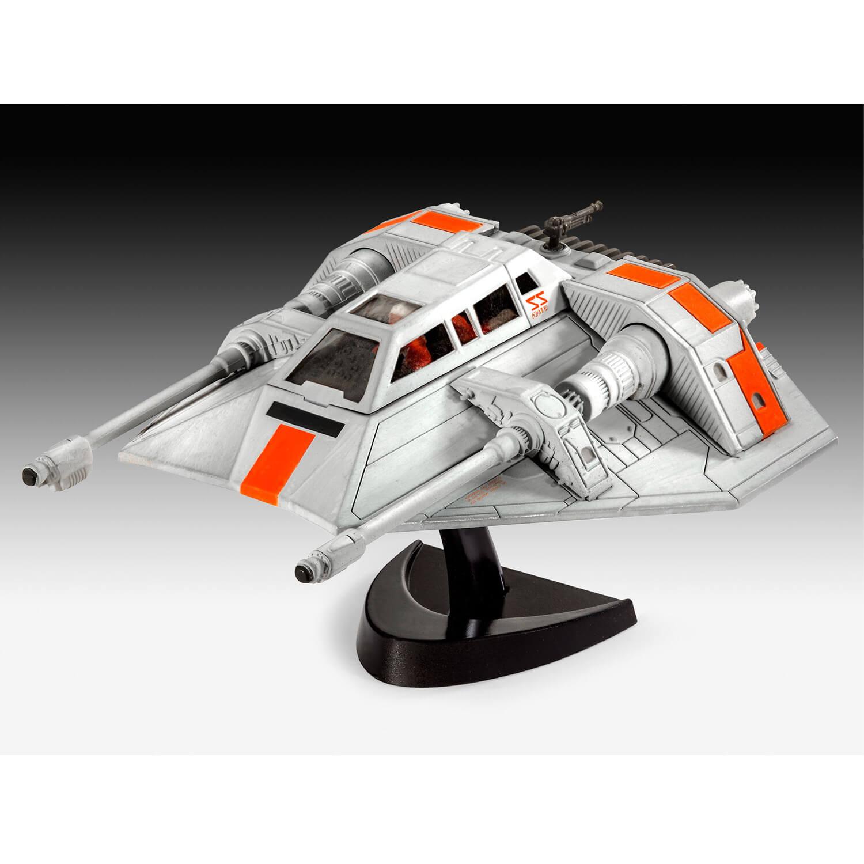 Maquette Star Wars : Model set : Snowspeeder