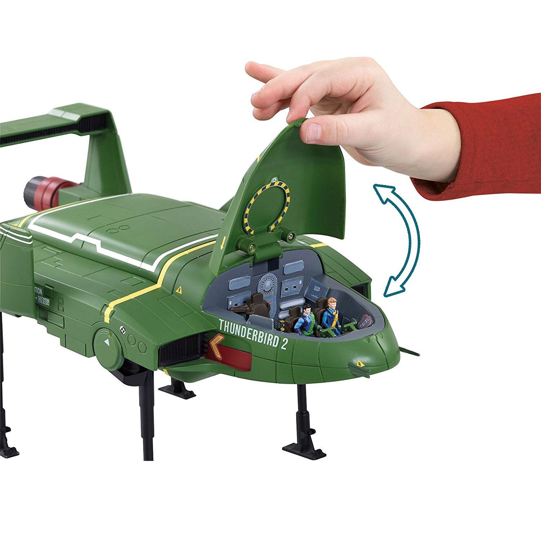 2Thunderbirds Les Thunderbird Sentinelles L'air Cargo Avion De c3L54jARq
