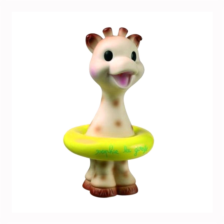 Jouet pour le bain Sophie la Girafe : Jaune