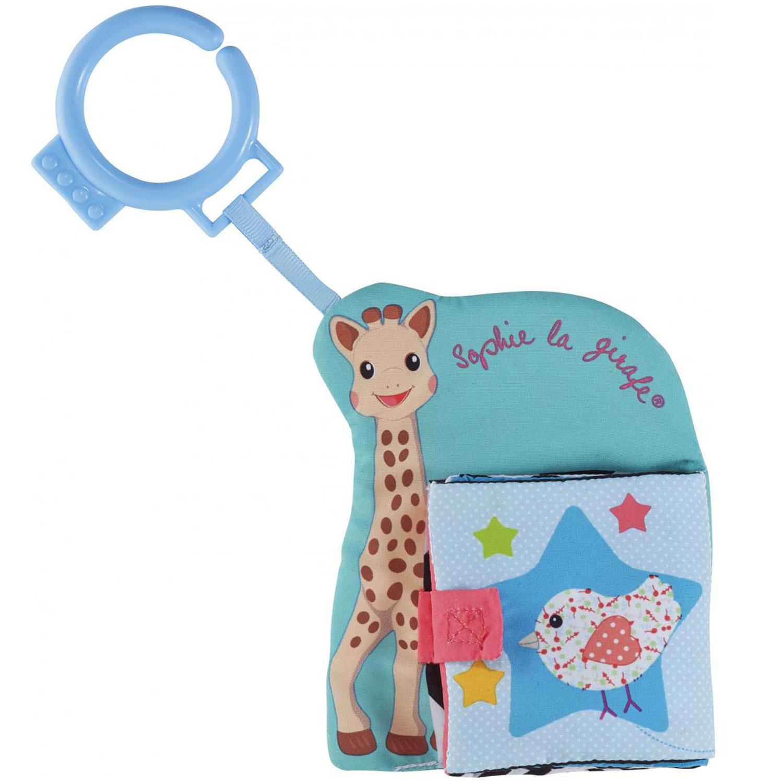 Mon premier livre d'éveil Sophie la girafe