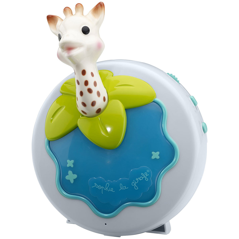 Veilleuse musicale et lumineuse Sophie la girafe