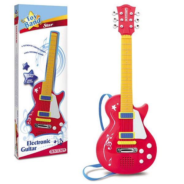 Guitare rock électronique
