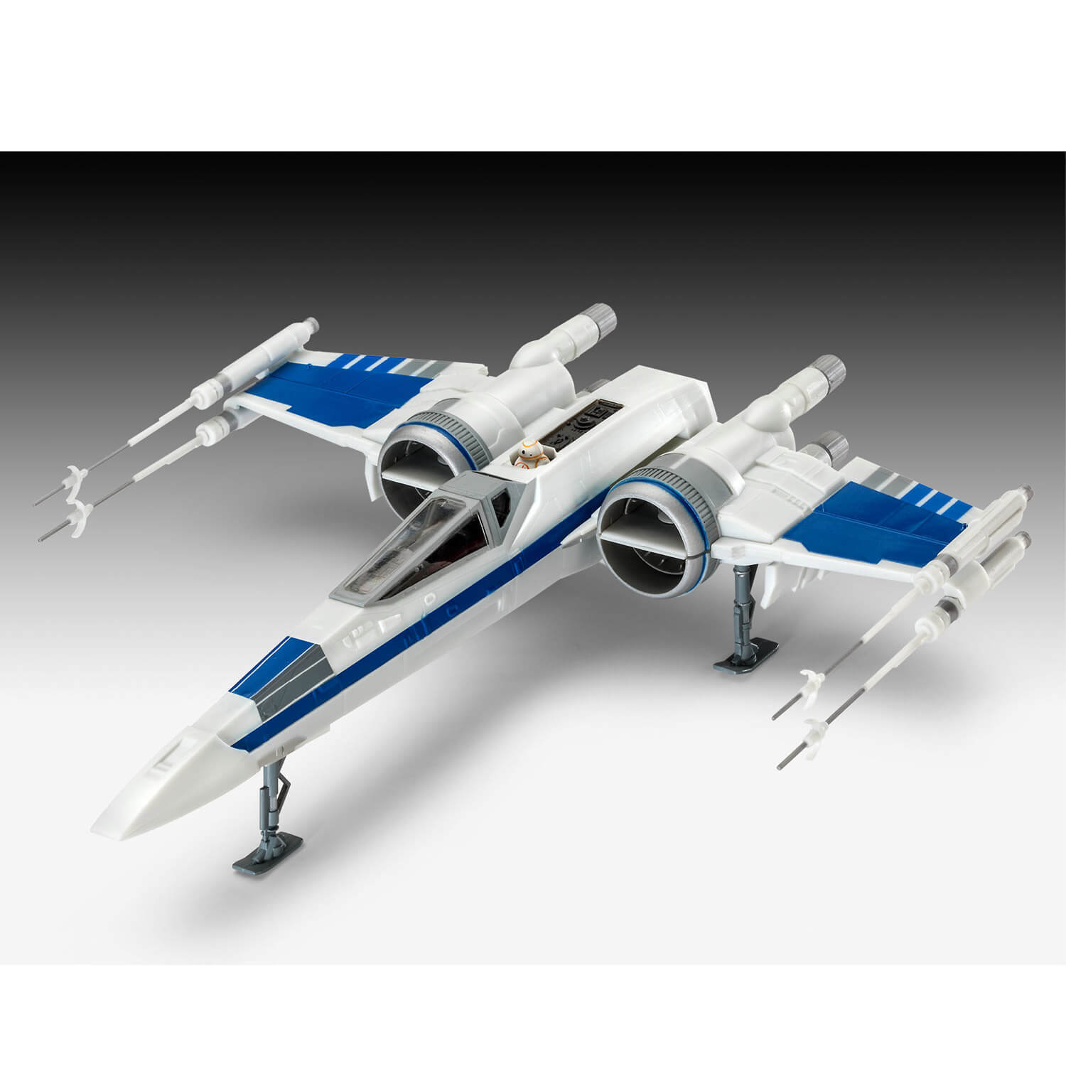 Maquette Star Wars : Model Set : Resistance X-Wing Fighter