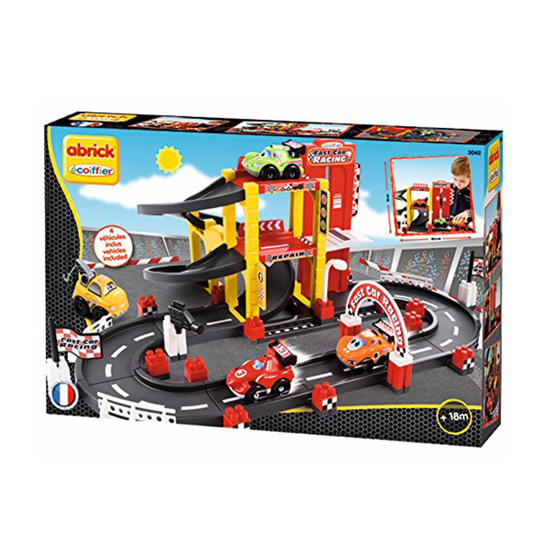 Garage Briques F1 De AbrickCircuit Construction 35AL4Rj