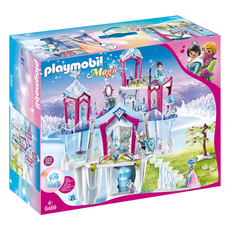 Playmobil 9469 Magic : Palais de Cristal