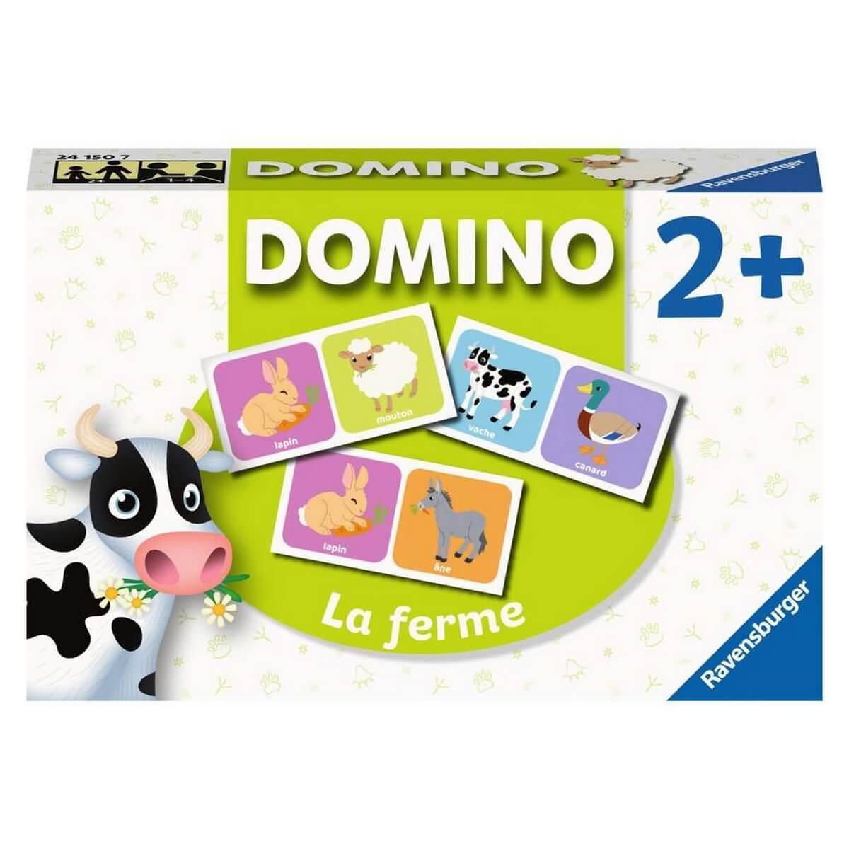Jeu de Domino : La ferme