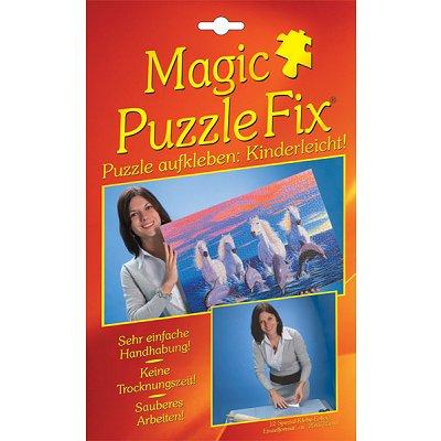 Colle Puzzle : Magic Puzzle Fix : Feuilles autocollantes