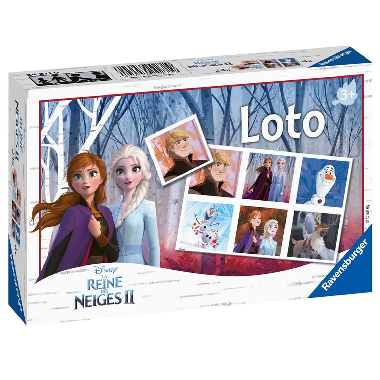 Loto Disney : La Reine des Neiges 2 (Frozen)