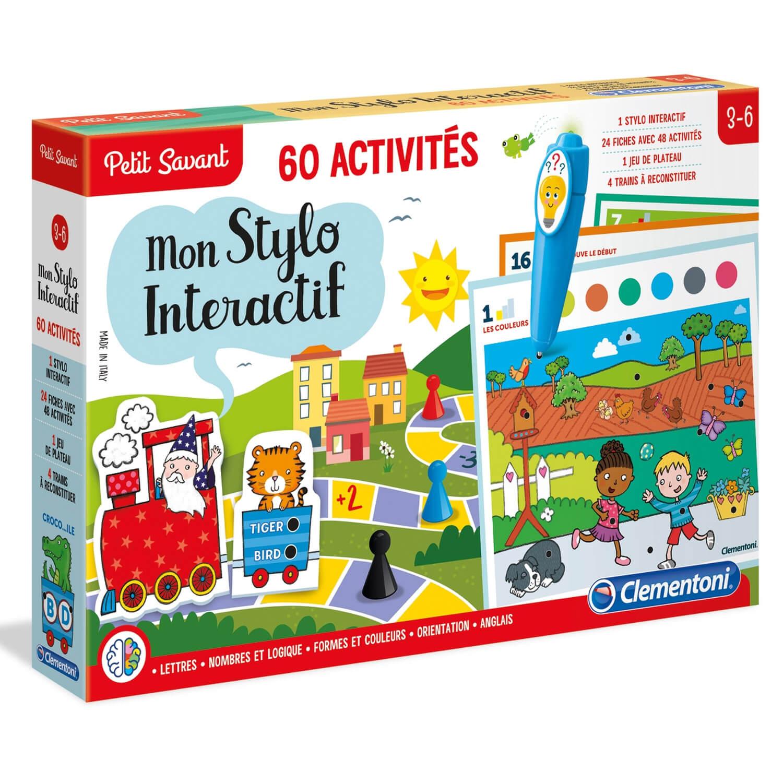 Mon Stylo interactif 60 activités
