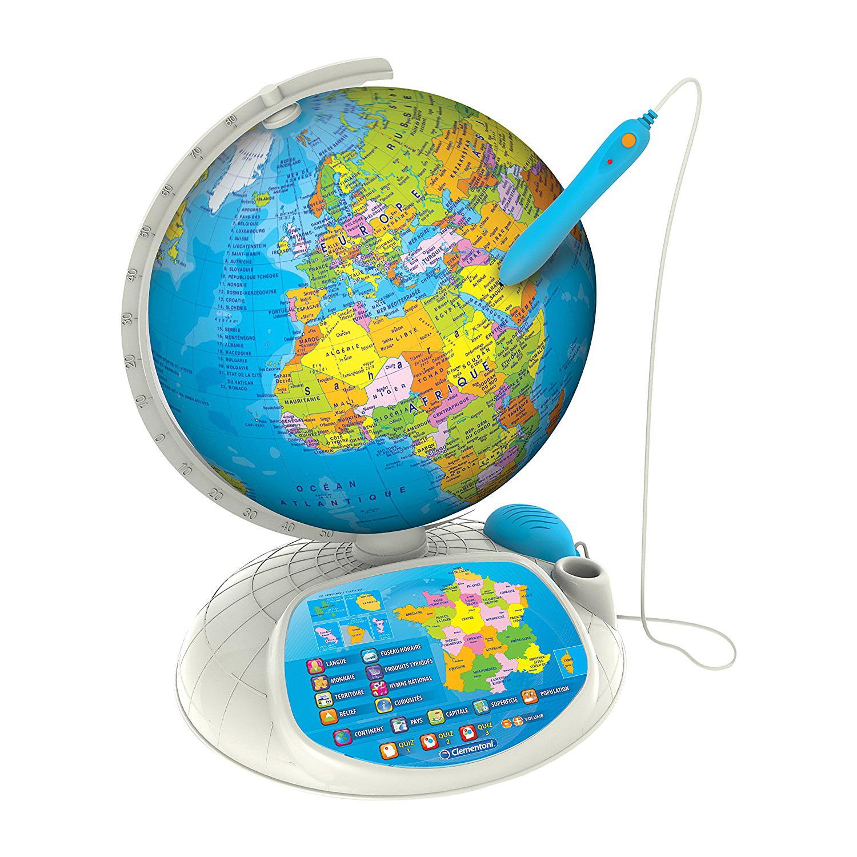 Exploraglobe : Le globe interactif