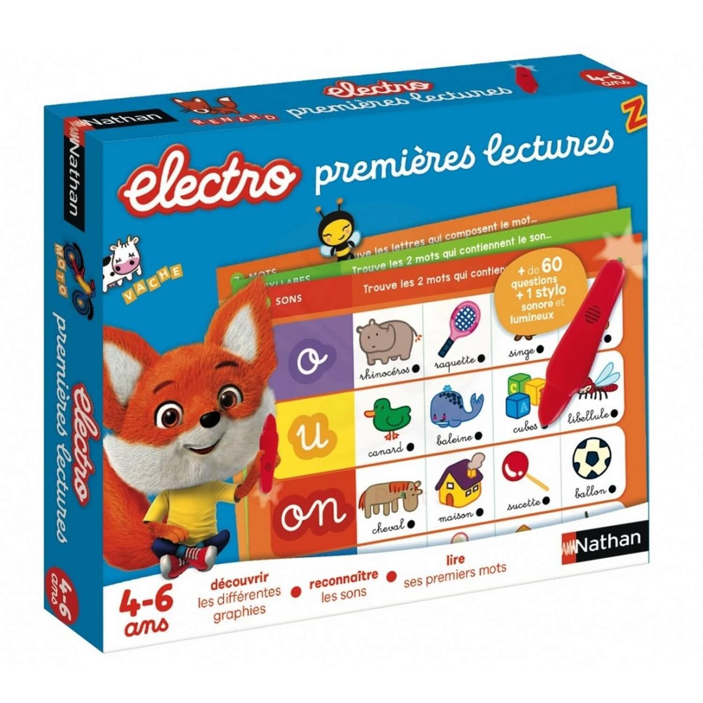 Electro Premières Lectures