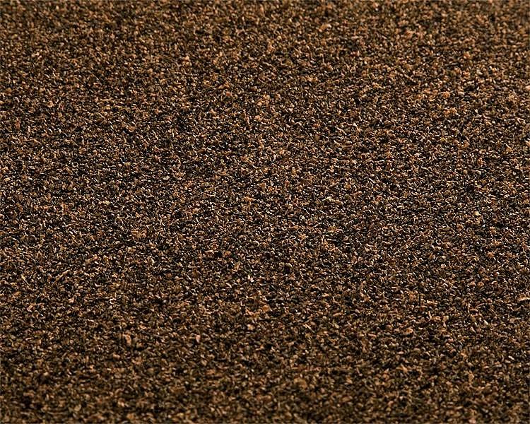 Modélisme : Plaque de terrain : Ballast brun foncé
