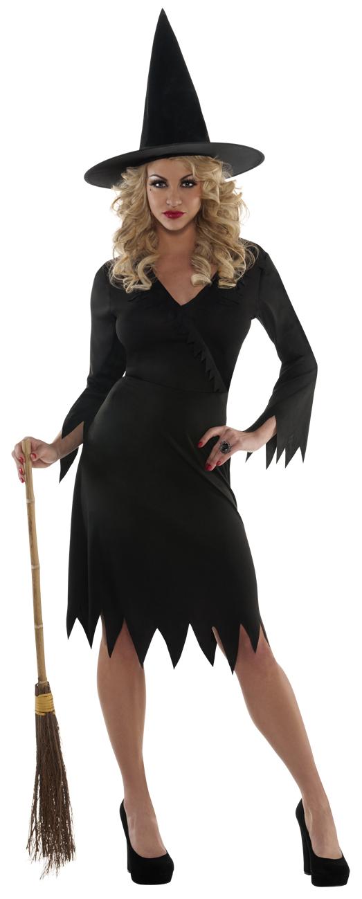 Costume de Sorcières Noir