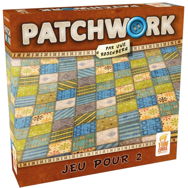 Jeu de société : Patchwork