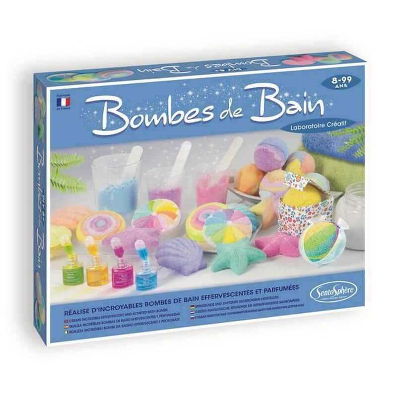 Kit créatif Bombes de bain
