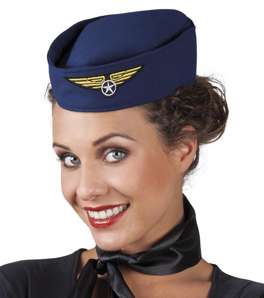 Chapeau Hotesse De L Air Adulte Chapeau Rue De La Fete