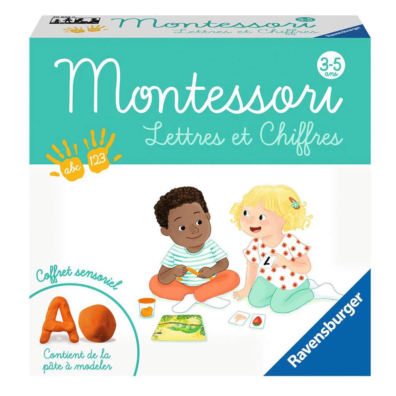 Montessori : Lettres et chiffres