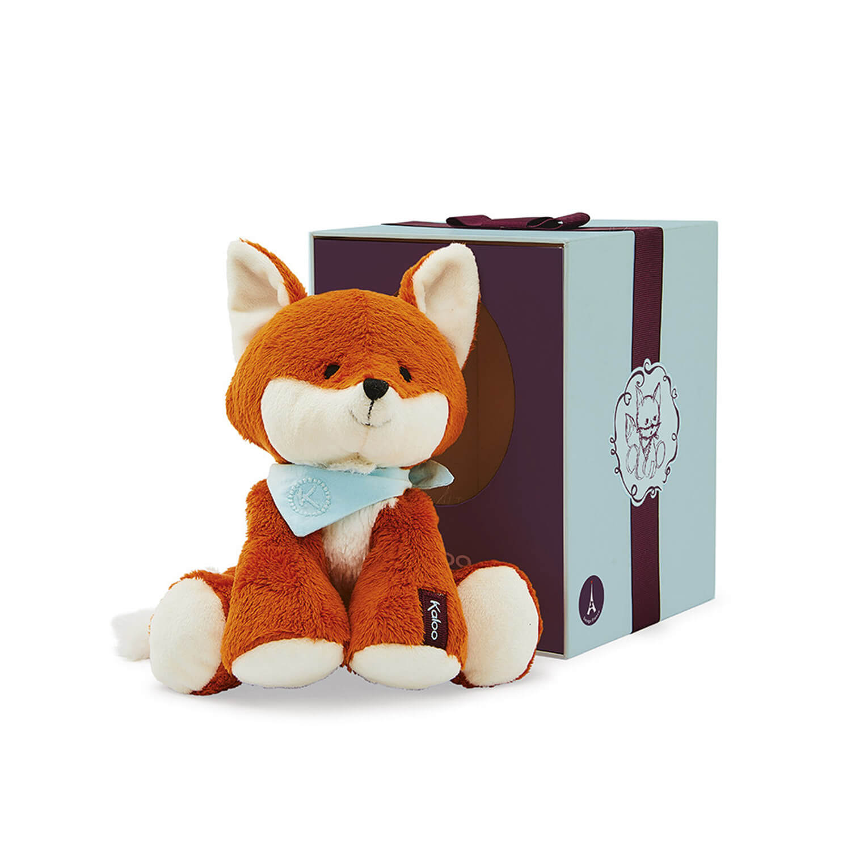 Kaloo les amis - Peluche Paprika le renard, petit