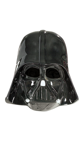 Masque Dark Vador? (Star Wars?) Avec Élastique - Enfant